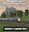 Learn more about our new Cambrian 2 Expansion Pack 1 for Microsoft Train Simulator